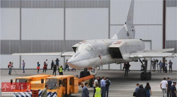 """美媒:俄新版图-22M轰炸机将成""""凶险礼物"""" 可反制美军舰"""